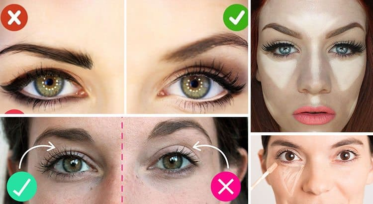 10 Useful Makeup Tips That Will Make Your Face More