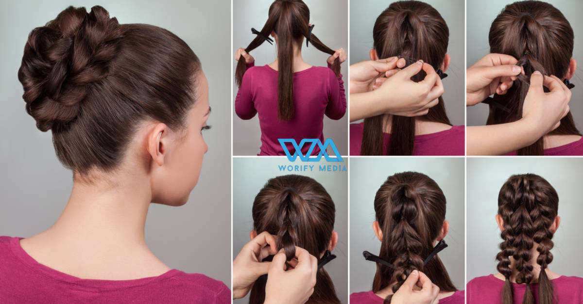 12 Super Easy Bun Hairstyles You Can Do in Just 5 Minutes | Trend Crown