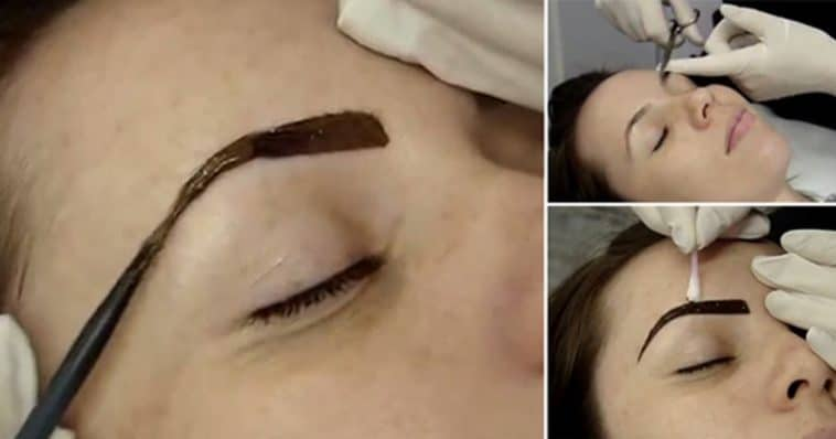 Safest Way To Dye Your Eyebrows Naturally Using Henna Trend Crown