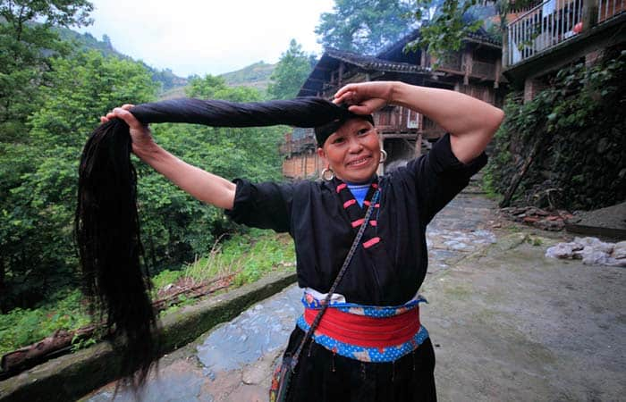 History Of Using Rice Water For Hair Trend Crown