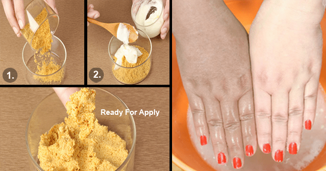 Astounding 3 Easy Home Remedies For Cleansing Of Your Hands And Feet Download Free Architecture Designs Scobabritishbridgeorg