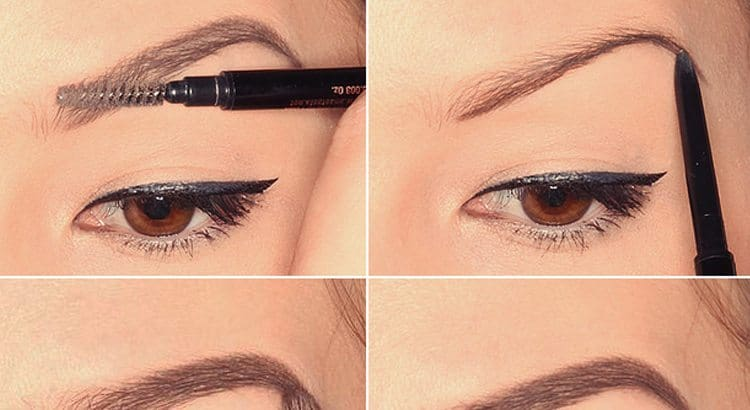 Fuller Brows Are Just 8 Easy Steps Away Trend Crown