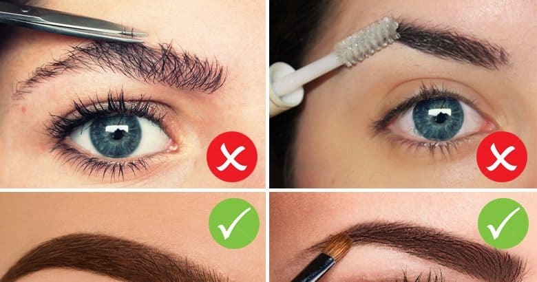 How To Get The Perfect Eyebrows Everytime Trend Crown
