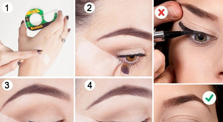 Easy Eye Makeup Hacks For Beginners Trend Crown