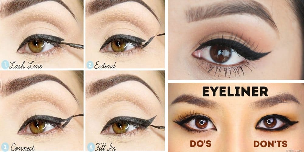 2df8533519d 6 Awesome Tips and Tricks to Make Your Eyeliner Stay Longer – Trend ...