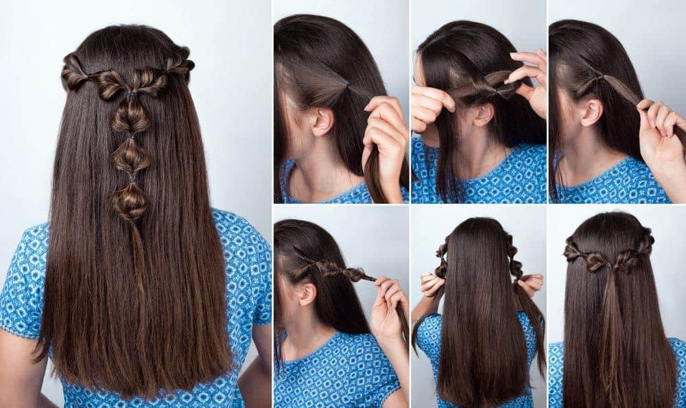 15 Amazing And Super Easy Hairstyles For All Hair Types Trend Crown