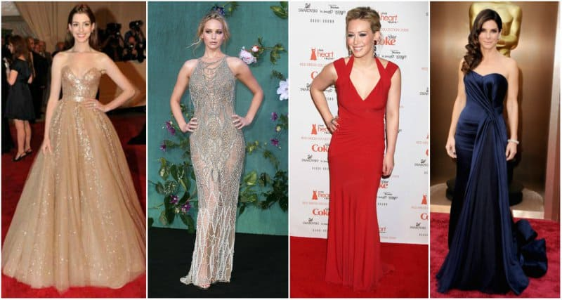 10-Best-Hairstyles-for-Evening-Gowns – Trend Crown