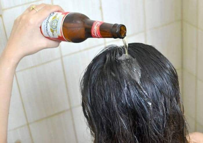 Get smooth and shiny hair at home