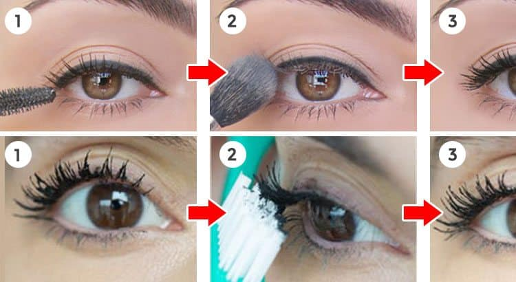 Your Guide To Make Your Eyelashes And Eyebrows Thicker Naturally