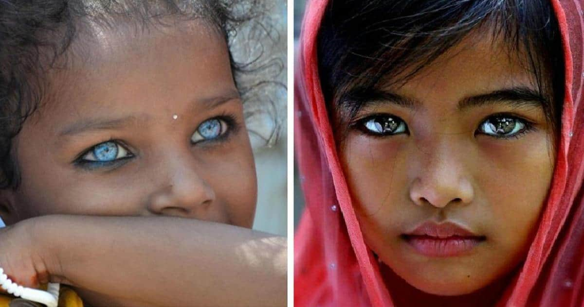 People with most beautiful eyes