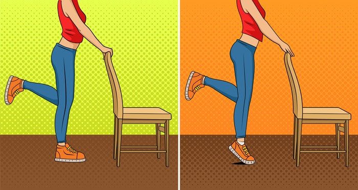 5 exercises for knees and ankles