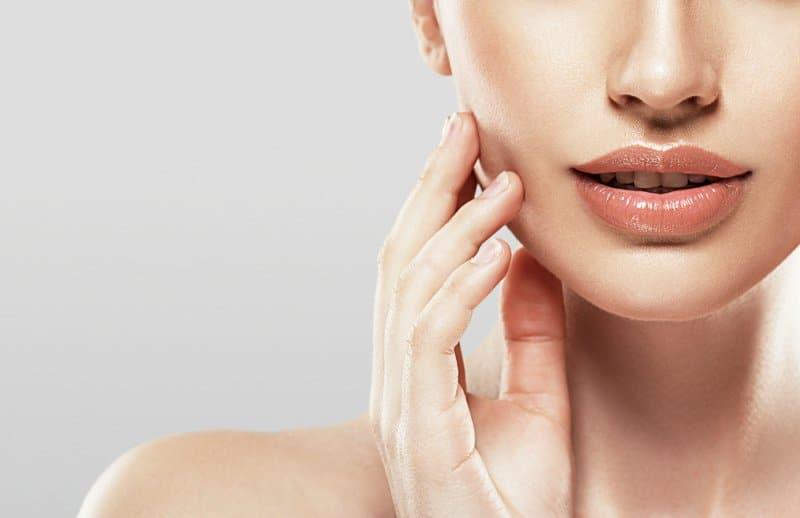 How to lighten up your upper lips?