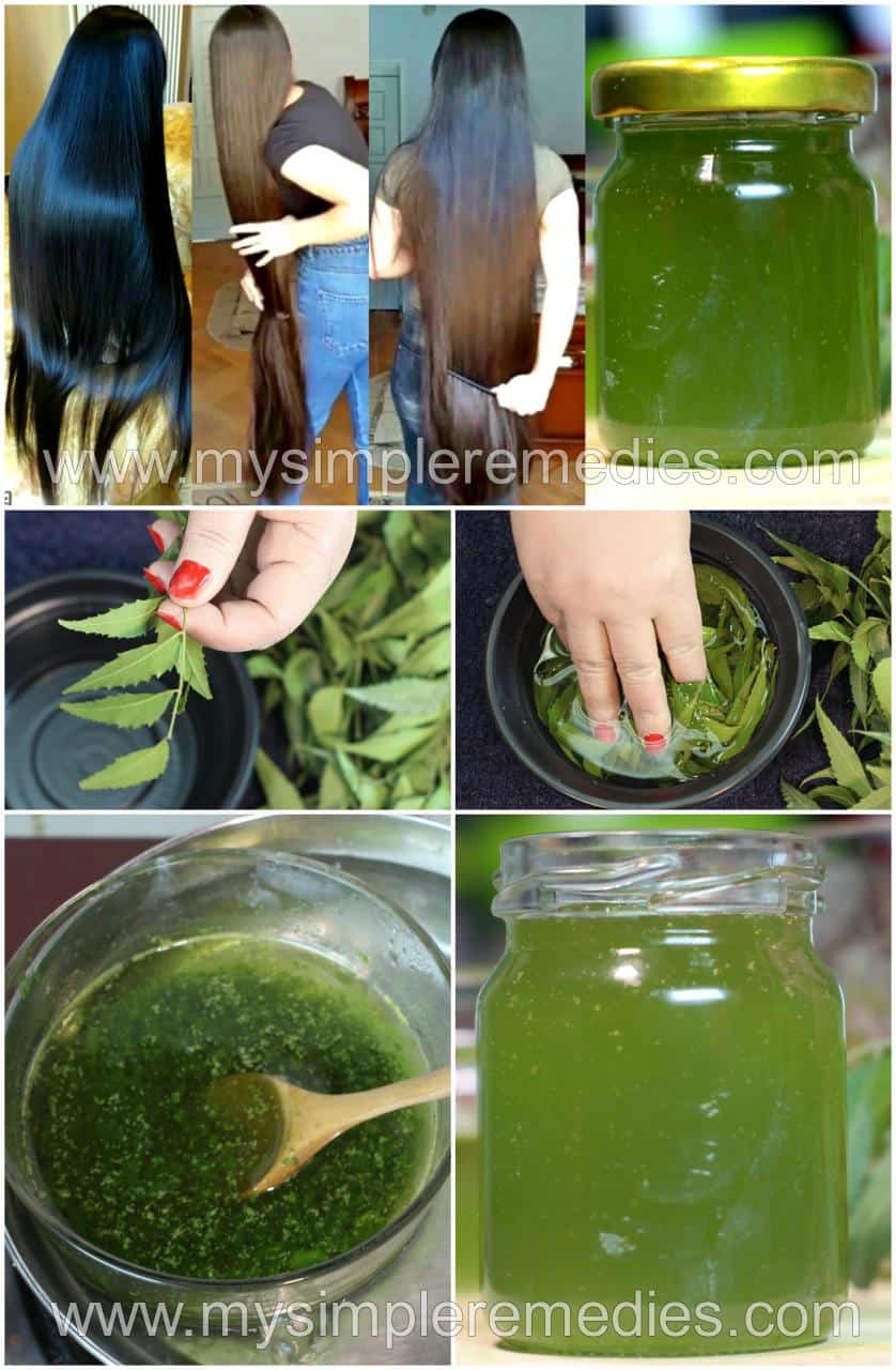 remedies to grow hair faster