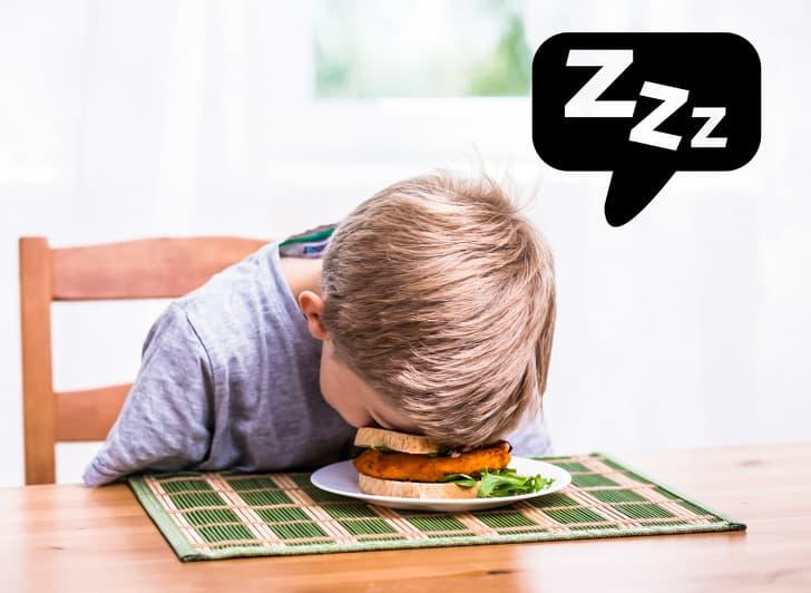 Sleep according to your age