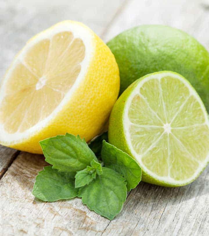 Let Us Take A Look At The Difference Between Lemon And Lime