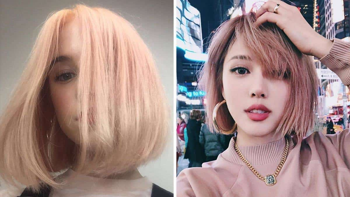 Check Out The Trending Hairstyles And Hair Colours For The Year 2018