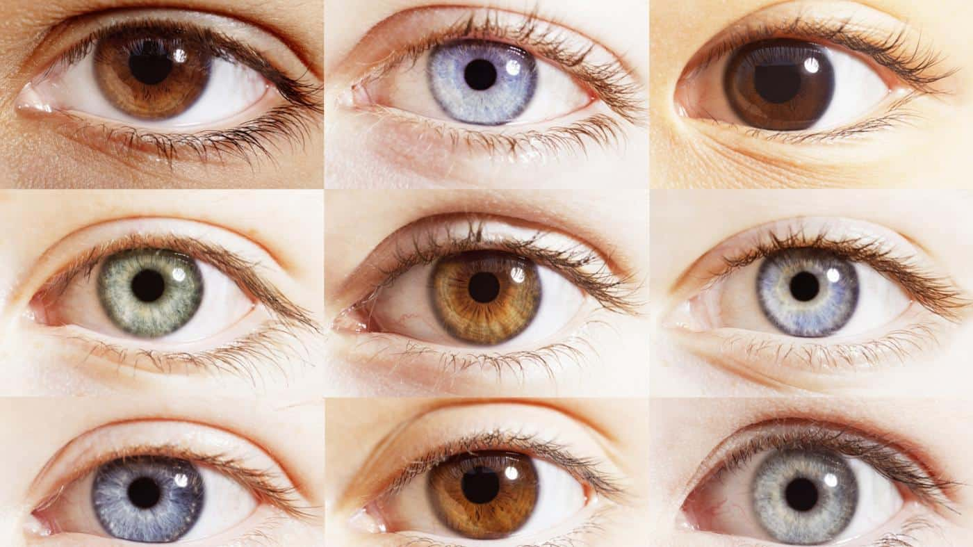 See how eye color can reveals your personality
