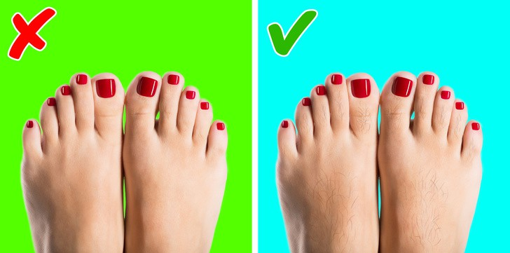 Check Out What Your Feet Reveal About Your Health