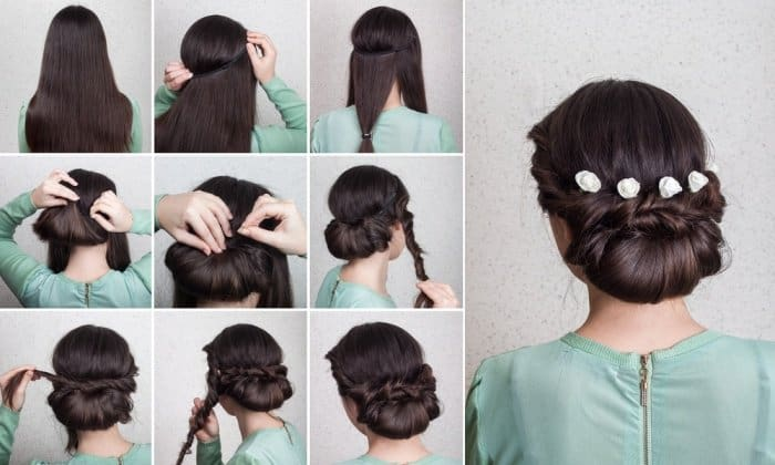 Easy Bun Hairstyles That Can Be Done Under 5 Minutes Trend Crown
