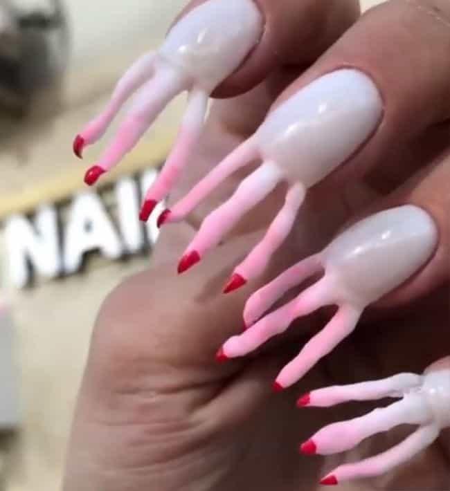 17 most unique nail designs