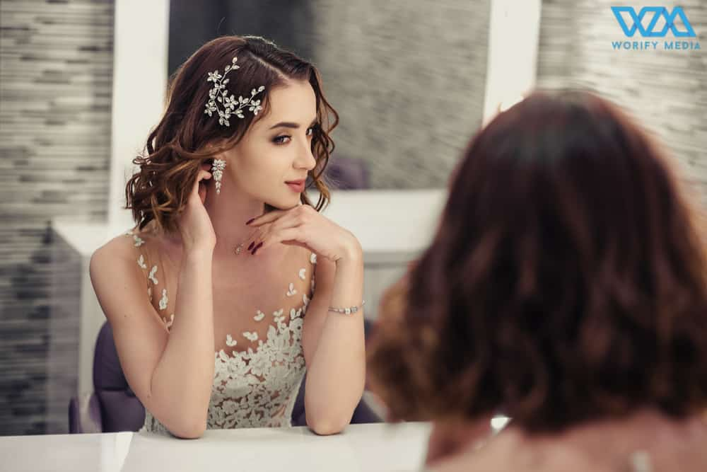 11 Dazzling Wedding Hairstyles For Short Hair Trend Crown