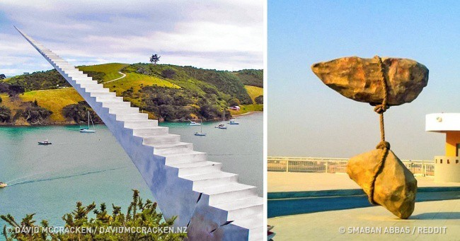 Some Incredible Sculptures That Defy The Law Of Gravity Trend Crown